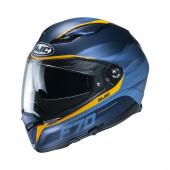 F70 Feron - Blauw-Oranje
