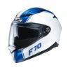 F70 Mago - Wit-Blauw