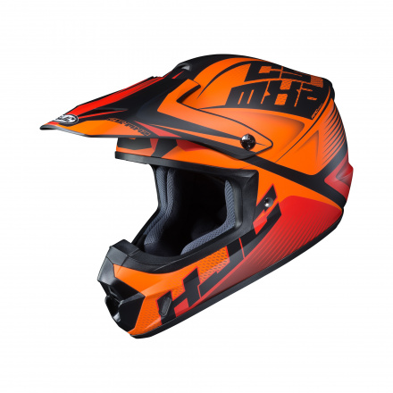CS-MX-II Ellusion - Oranje-Zwart