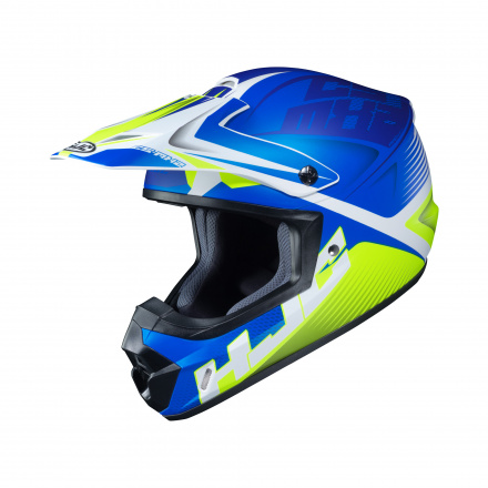 CS-MX-II Ellusion - Wit-Blauw