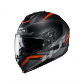 C70 Troky - Zwart-Oranje