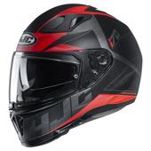 I70 Eluma - Zwart-Rood
