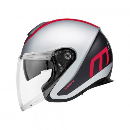 M1 Pro Triple - Zwart-Grijs-Rood