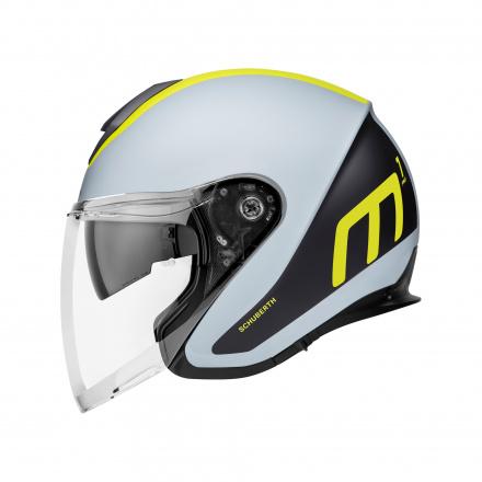 M1 Pro Triple - Zwart-Geel