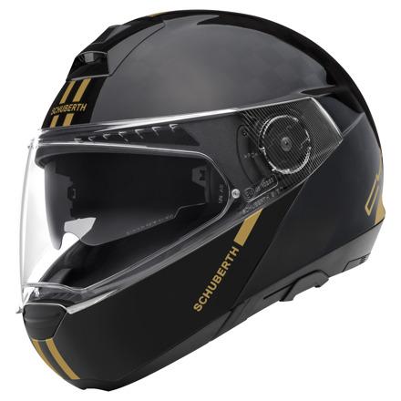 C4 Pro Carbon Special Edition - Zwart-Goud