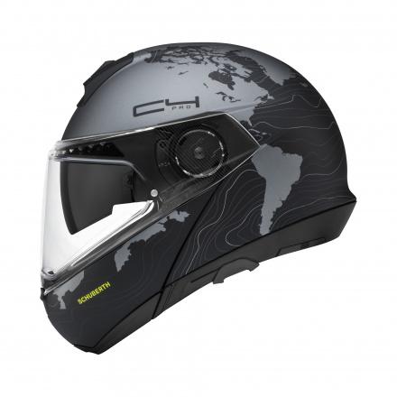 C4 Pro Magnitudo - Zwart-Grijs