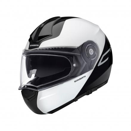 C3 Pro Split - Wit-Zwart