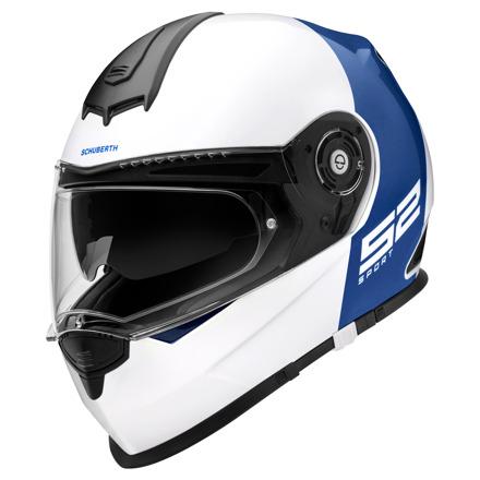 Schuberth S2 Sport Redux, Wit-Blauw (1 van 4)