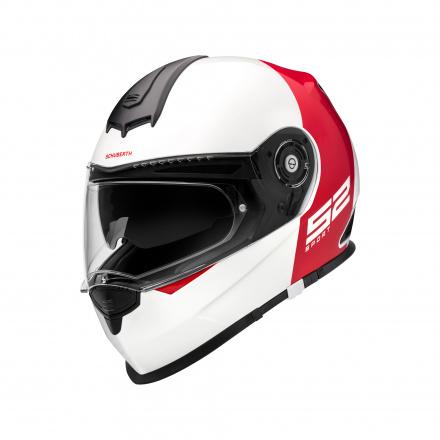 S2 Sport Redux - Wit-Rood