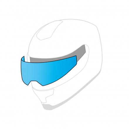 Zonnevizier C4/C3/C3 Basic/C3 Pro/S2/S2 Sport/E1 - Donker getint
