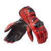 Jerez 3 Motorhandschoenen - Rood-Zwart