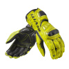 Jerez 3 Motorhandschoenen - Neon Geel-Zwart