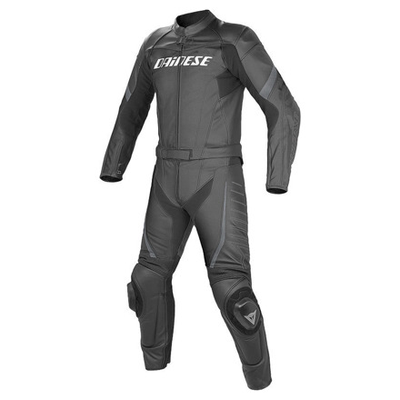 T.Racing Div 2pc - Zwart