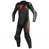Avro D2 2 Pcs Suit - Zwart-Grijs-Rood