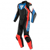Avro D2 2 Pcs Suit - Zwart-Blauw-Rood