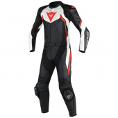 Avro D2 2 Pcs Suit - Zwart-Wit-Rood