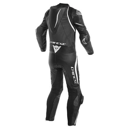 Dainese Laguna Seca 4 1pc Perf. Leather Suit, Zwart-Wit (2 van 2)