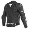 Dainese Avro 4 Perf. Leather Jacket, Mat Zwart-Wit (Afbeelding 2 van 2)