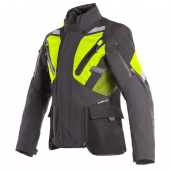 Gran Turismo Gore-tex Jacket - Zwart-Geel