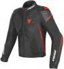 Super Rider D-dry Jacket - Zwart-Rood