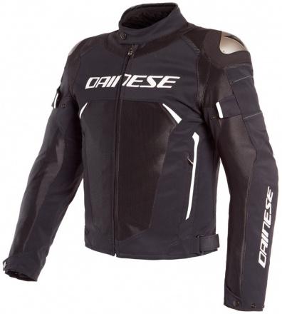 Dainese Dinamica Air D-dry Motorjas, Zwart-Wit (1 van 2)