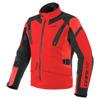 Tonale D-dry Jacket - Rood-Zwart