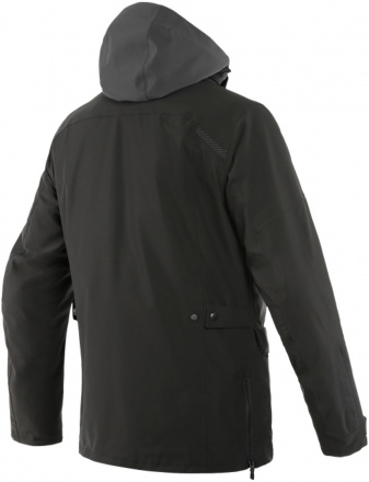 Dainese Milano D-dry Jacket, Grijs-Zwart (2 van 2)
