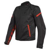 Bora Air Tex Jacket - Zwart-Rood