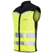 High Vision Vest Explorer - Fluor-Geel