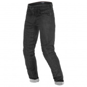 Denim M2 Slim  Dark-denim - Zwart