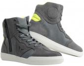 Metropolis Shoes - Antraciet-Fluor