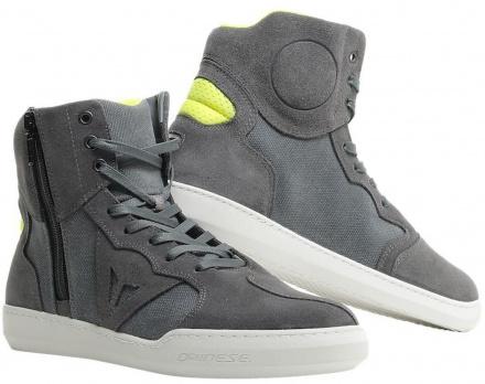 Dainese Metropolis Shoes, Antraciet-Fluor (1 van 1)