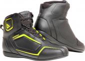 Raptors D-wp Shoes - Zwart-Fluor