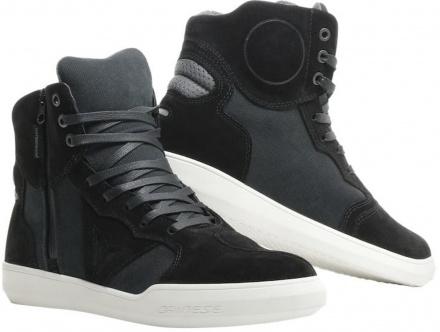 Dainese Metropolis D-wp Shoes, Zwart-Antraciet (1 van 1)