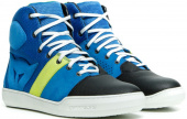 York Air Shoes - Blauw-Geel