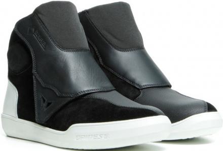 Dover Gore-Tex Motorschoenen - Zwart-Wit