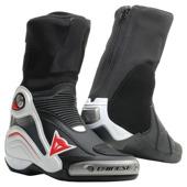 Axial D1 Boots - Zwart-Wit-Rood