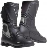 X-tourer D-wp Boots - Zwart-Antraciet