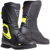 X-tourer D-wp Boots - Zwart-Fluor