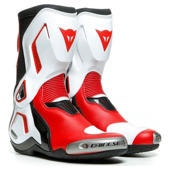 Torque 3 Out Boots Racelaars - Zwart-Wit-Rood