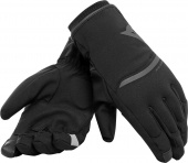 Plaza 2 Unisex D-dry Gloves - Zwart-Zwart
