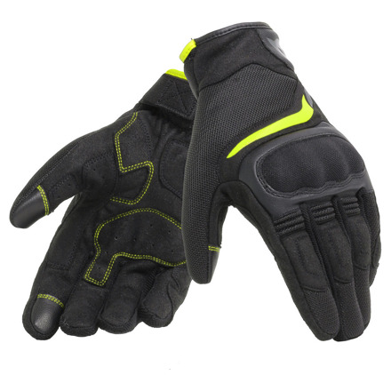 Air Master Gloves - Zwart-Fluor