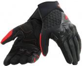 X-moto Motorhandschoenen - Zwart-Rood