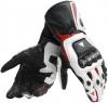 Steel-pro Motorhandschoenen - Zwart-Wit-Rood