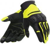 Aerox Unisex Handschoenen - Zwart-Geel