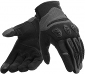 Aerox Unisex Handschoenen - Zwart-Antraciet