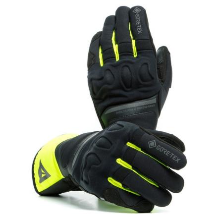 Dainese Nembo Gore-tex Handschoenen, Zwart-Fluor (1 van 5)