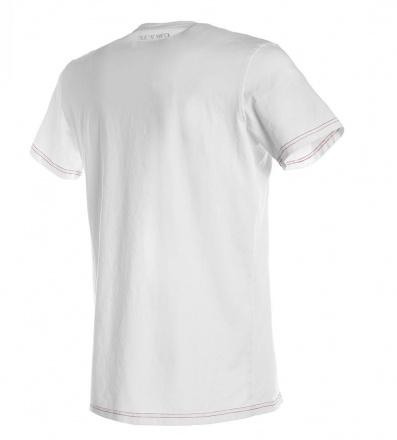 Dainese Speed Demon T-shirt, Wit-Rood (2 van 2)