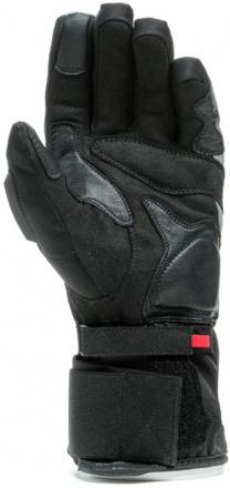 Dainese Aurora Lady D-dry Motorhandschoenen, Zwart-Wit (2 van 2)