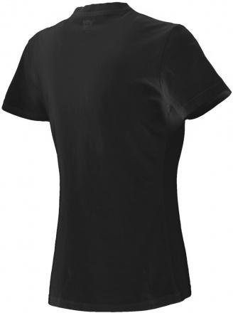 Dainese Lady T-shirt, Zwart-Wit (2 van 2)